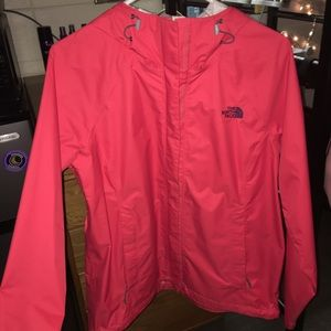 North Face Rain Jacket/ Wind breaker