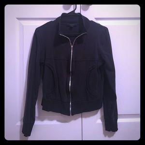 Express moto track jacket