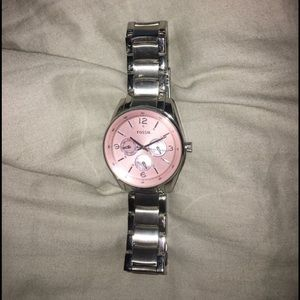 Woman's Fossil watch