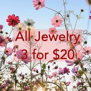 Huge JEWELRY Sale!