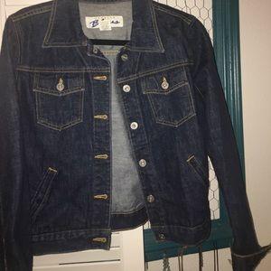 Express Bleus dark blue denim / Jean jacket M