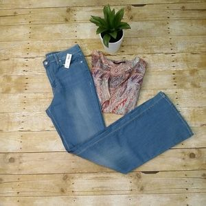 Old Navy High Rise Flare Jeans