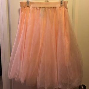 Pink Tule Skirt. 💗💗💗