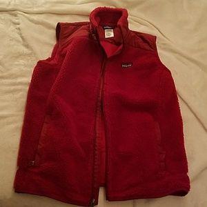Patagonia Red Vest