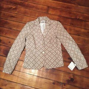 Calvin Klein NEW adorable blazer!