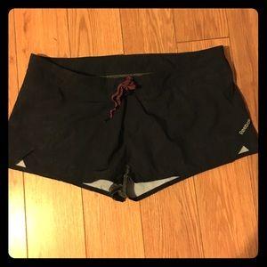 Black Reebok Crossfit shorts