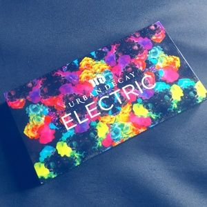 Urban Decay Electric Palette ( Used)