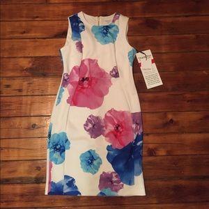 New Calvin Klein flower dress!
