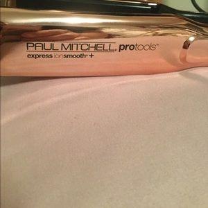 New Paul Mitchell Rose Gold Hair Straightener