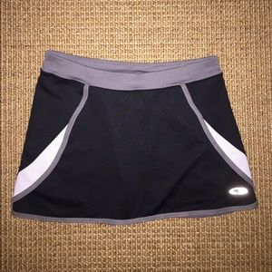 Target black tennis skirt