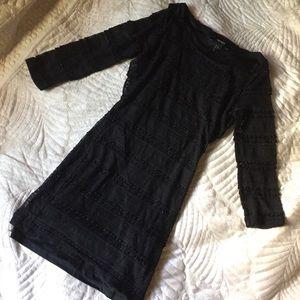 Lace Mini Dress 🕷🖤