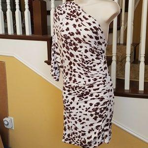 Tart one flowy sleeved tight dress size Medium