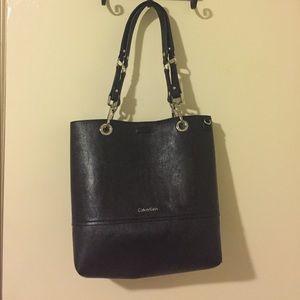Reversible CK purse