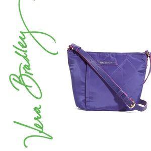 Vera Bradley Preppy Poly Crossbody Bag