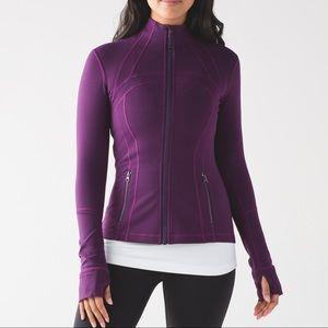 Lululemon Define Jacket in Purple