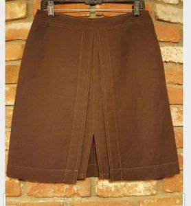 Mocha Colored Skirt