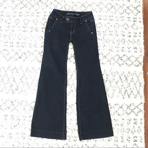 American Eagle Flare Jeans! 👖00 short