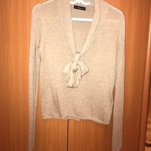 Zara knit sweater in size medium