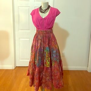 Beautiful Peasant Skirt