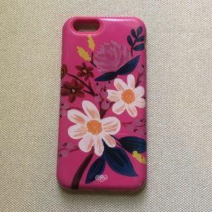 Sonix iPhone 6 Floral Case
