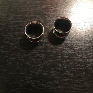 Silver flare plugs