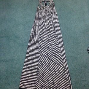 Calvin Klein long dress size M