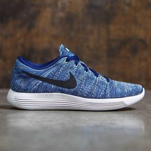 🍎New🍎 NIKE blue Lunarepic Low Flyknit ~ various