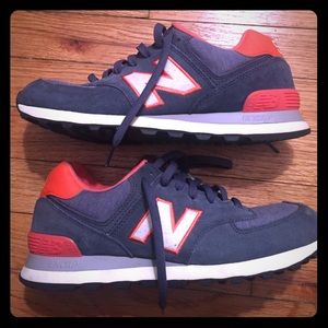 574 New Balance Sneakers Size 8.5