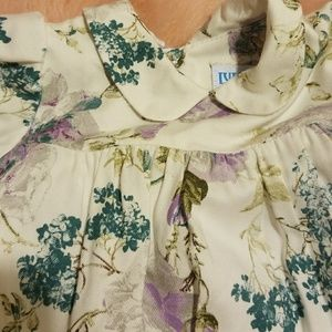 Luli & Me Dresses - Floral print dress (New)