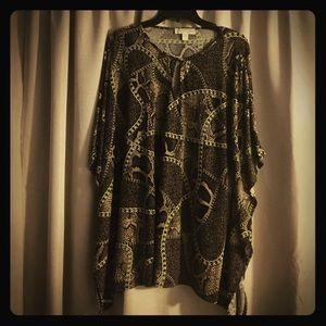 MAKE AN OFFER‼️ Michael Kors Blouse Size L
