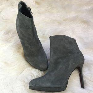 Zara Basic Collection Bootie Grey Size 40
