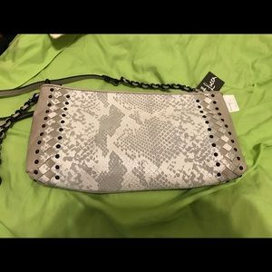 Elliot Luca leather bag