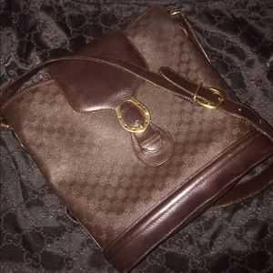 RARE Collectible Gucci Crossbody/ Shoulder Bag