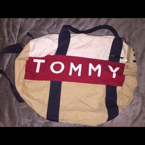 Tommy Hilfiger Crossbody Travel/Gym Bag