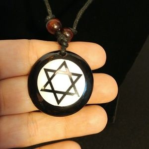 Other - Star of David on cord