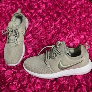 Nike roshe two breathe grey womens shoes 896445