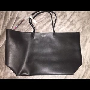 Victoria's Secret Big Black Bag