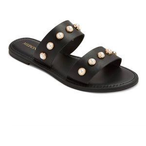 Pearl Slide Sandals