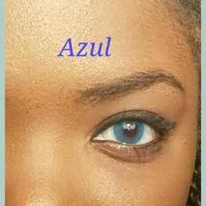 ✔LAST PAIR Color Azul Lens