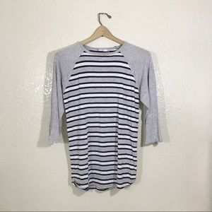 Lularoe striped top.