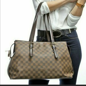 Louis Vuitton Chelsea Damier Ebene 100% authentic