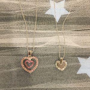 Jewelry - ❤️ Heart necklace Bundle ❤️
