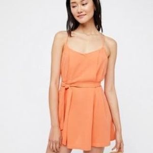 NWT Free People Melt Your Heart Dress Pink/Rose