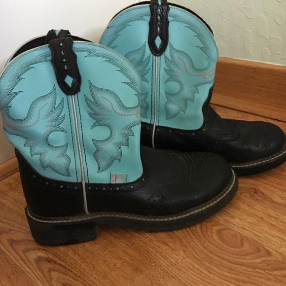 Justin 'Gypsy' Boots