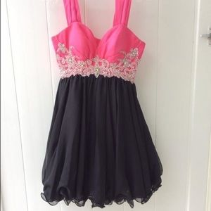 Dresses & Skirts - Party dress! Yes! So cute!