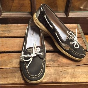 Sperry Top-Sider Angelfish Eyelets Boat Shoe