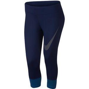 Nike Plus sized cropped leggings