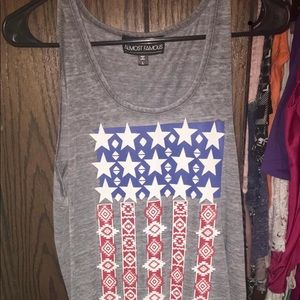 Almost Famous Brand Tank