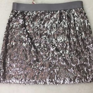 Brand New Chelsea & Violet Sequin Skirt