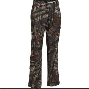 Nwt Under Armour Camo MossyOakTree Hunting Pants